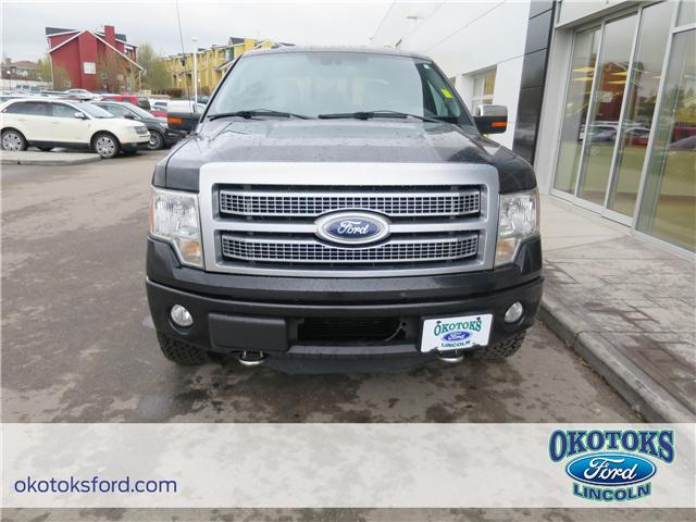 2012 Ford F-150 Platinum (Stk: J-890B) in Okotoks - Image 2 of 21