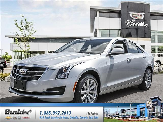 2018 Cadillac ATS 2.0L Turbo Base (Stk: AT8061P) in Oakville - Image 1 of 25