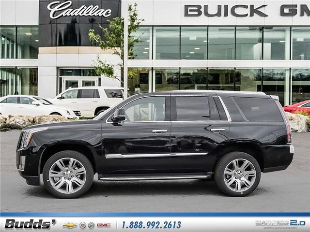 2018 Cadillac Escalade Luxury (Stk: ES8000) in Oakville - Image 2 of 25