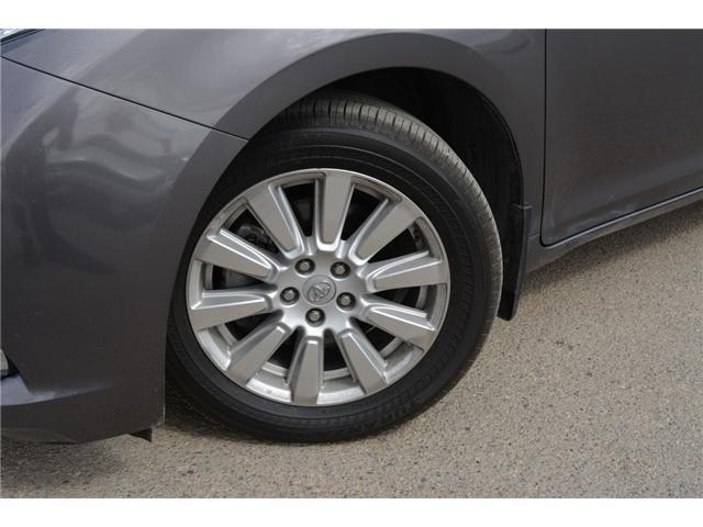2017 Toyota Sienna Limited 7-Passenger (Stk: F170111) in Regina - Image 2 of 37