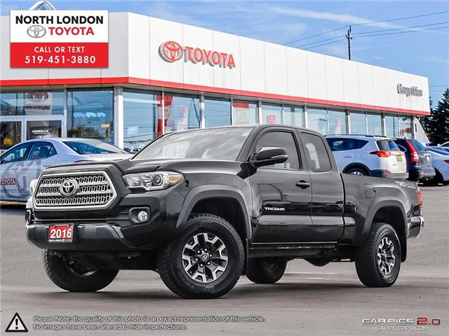 2016 Toyota Tacoma TRD Off Road (Stk: A218583) in London - Image 1 of 27