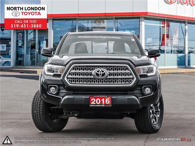 2016 Toyota Tacoma TRD Off Road (Stk: A218583) in London - Image 2 of 27