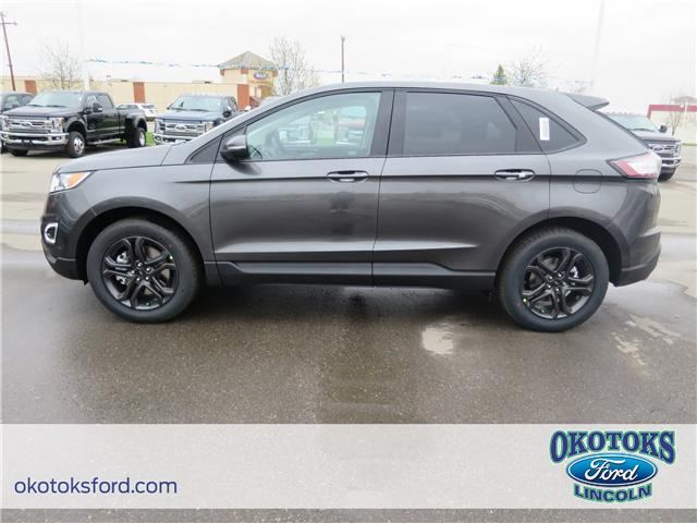 2018 Ford Edge SEL (Stk: JK-304) in Okotoks - Image 2 of 5