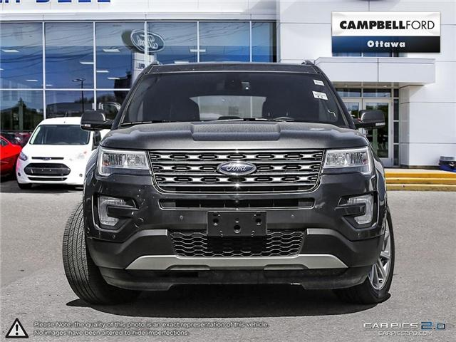 2017 Ford Explorer Limited PRICED FOR IMMEDIATE SALE (Stk: 940890) in Ottawa - Image 2 of 28