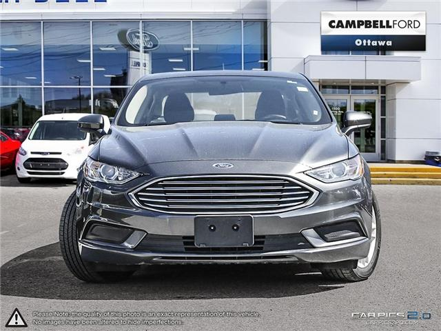 2018 Ford Fusion SE POWER ROOF-LOADED-SALE PRICED (Stk: 940620) in Ottawa - Image 2 of 28