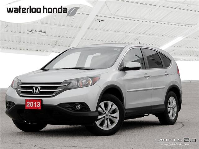 2013 Honda CR-V EX (Stk: H3590A) in Waterloo - Image 1 of 28