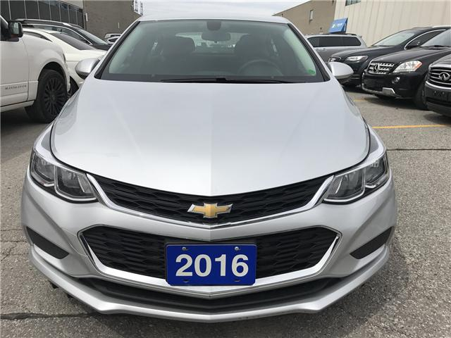 2016 Chevrolet Cruze LS Auto (Stk: ) in Concord - Image 2 of 18