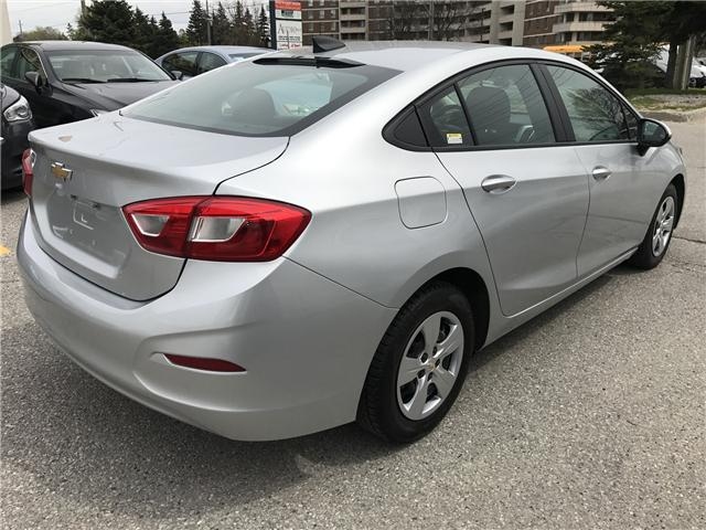 2016 Chevrolet Cruze LS Auto (Stk: ) in Concord - Image 4 of 18