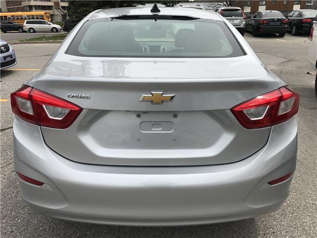 2016 Chevrolet Cruze LS Auto (Stk: ) in Concord - Image 5 of 18