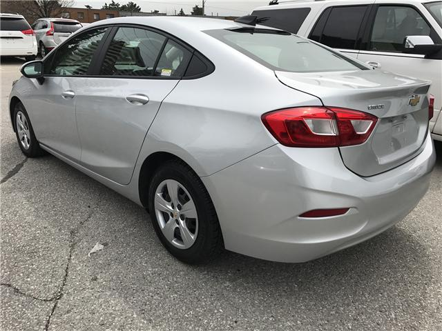 2016 Chevrolet Cruze LS Auto (Stk: ) in Concord - Image 6 of 18
