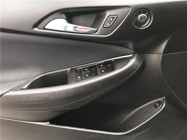 2016 Chevrolet Cruze LS Auto (Stk: ) in Concord - Image 14 of 18