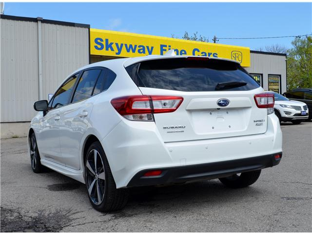 2017 Subaru Impreza Sport-tech (Stk: S3725A) in St.Catharines - Image 6 of 15