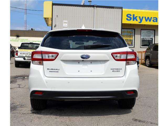 2017 Subaru Impreza Sport-tech (Stk: S3725A) in St.Catharines - Image 7 of 15
