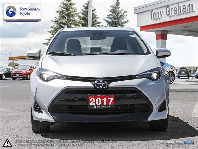 2017 Toyota Corolla LE (Stk: U8885) in Ottawa - Image 8 of 25