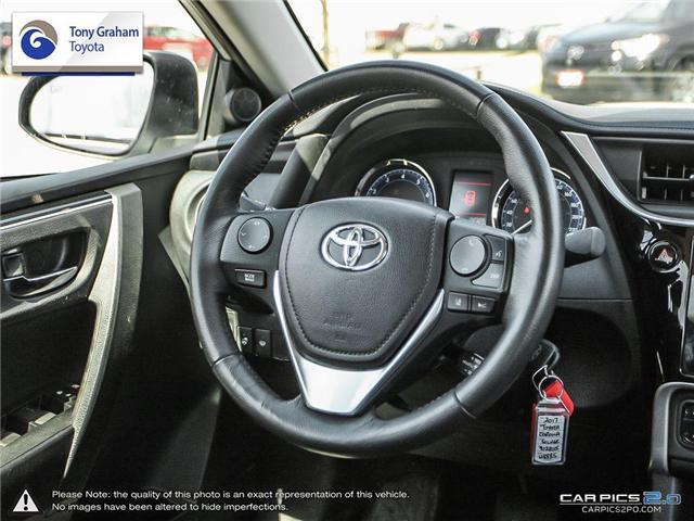 2017 Toyota Corolla LE (Stk: U8885) in Ottawa - Image 9 of 25