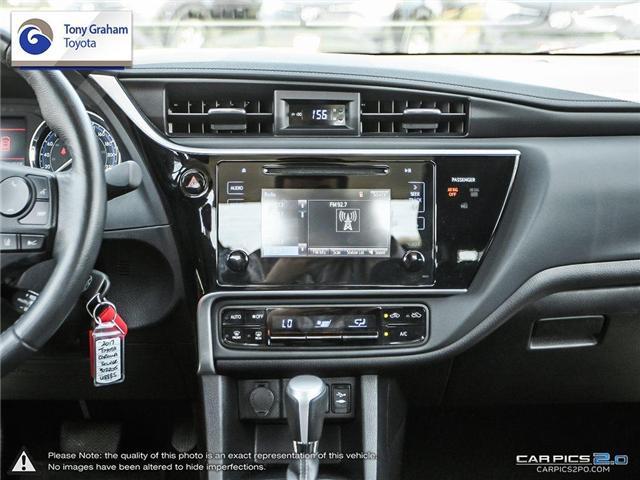 2017 Toyota Corolla LE (Stk: U8885) in Ottawa - Image 10 of 25