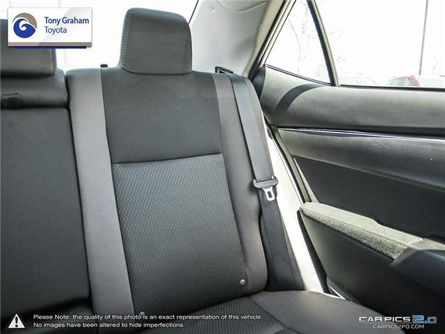 2017 Toyota Corolla LE (Stk: U8885) in Ottawa - Image 14 of 25