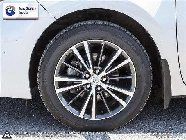 2017 Toyota Corolla LE (Stk: U8885) in Ottawa - Image 18 of 25