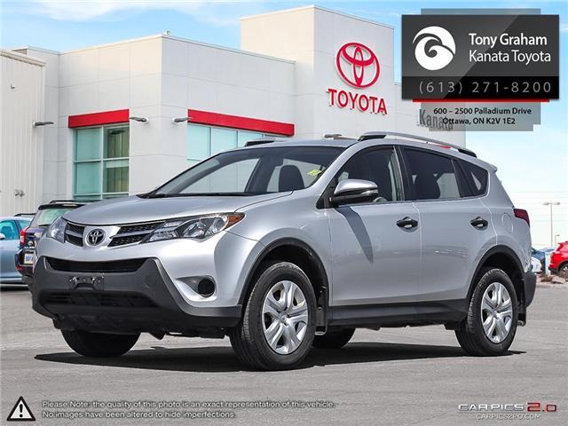2013 Toyota RAV4 LE (Stk: 88480A) in Ottawa - Image 1 of 25