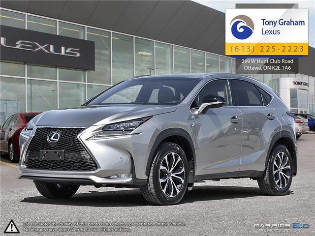 2017 Lexus NX 200t Base (Stk: Y3091) in Ottawa - Image 1 of 25