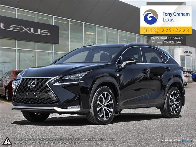 2016 Lexus NX 200t Base (Stk: Y3080) in Ottawa - Image 1 of 25