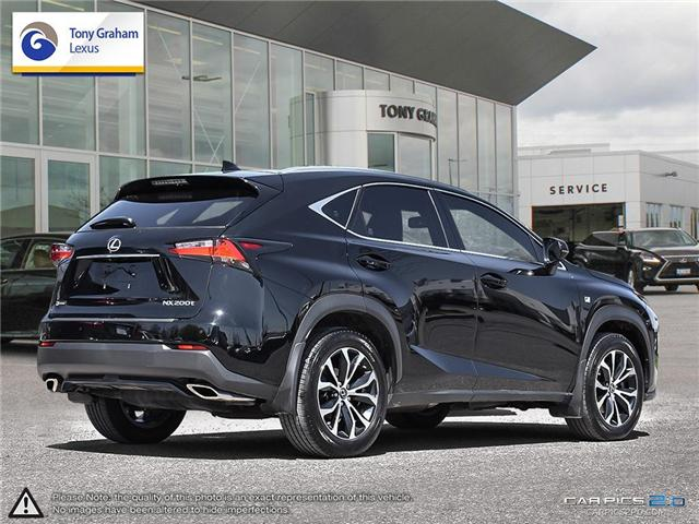 2016 Lexus NX 200t Base (Stk: Y3080) in Ottawa - Image 5 of 25