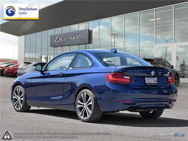 2015 BMW 228i  (Stk: T1470A) in Ottawa - Image 3 of 25