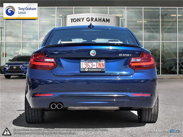 2015 BMW 228i  (Stk: T1470A) in Ottawa - Image 4 of 25
