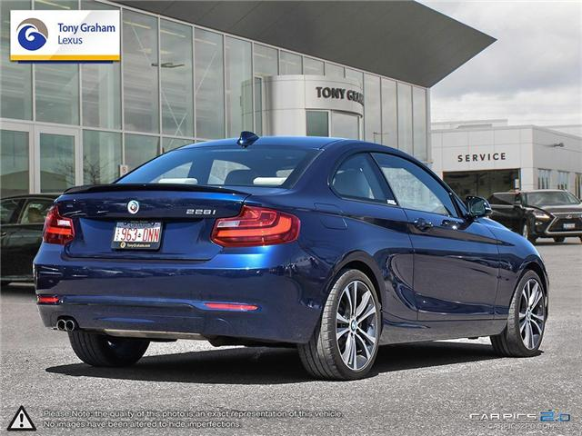 2015 BMW 228i  (Stk: T1470A) in Ottawa - Image 5 of 25