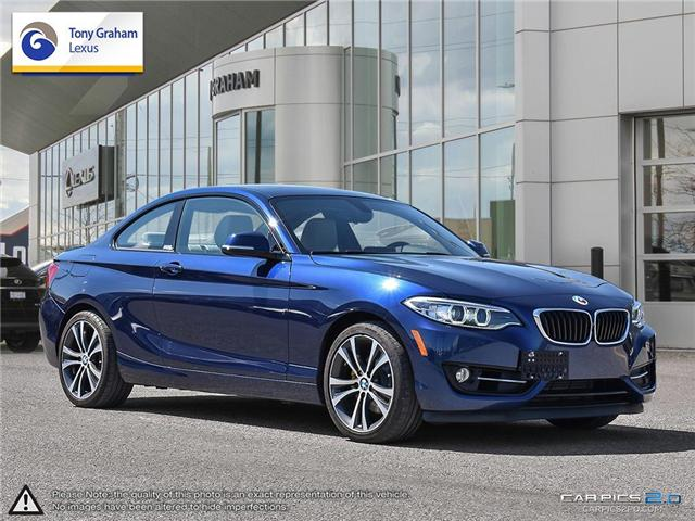 2015 BMW 228i  (Stk: T1470A) in Ottawa - Image 7 of 25