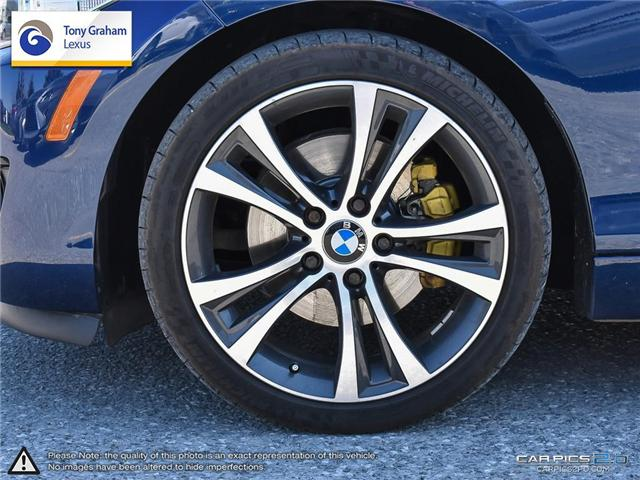 2015 BMW 228i  (Stk: T1470A) in Ottawa - Image 18 of 25