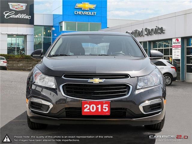 2015 Chevrolet Cruze 1LT (Stk: R11919) in Toronto - Image 2 of 6