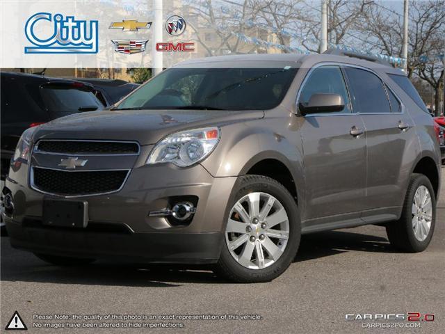 2012 Chevrolet Equinox 1LT (Stk: 2880773B) in Toronto - Image 1 of 1