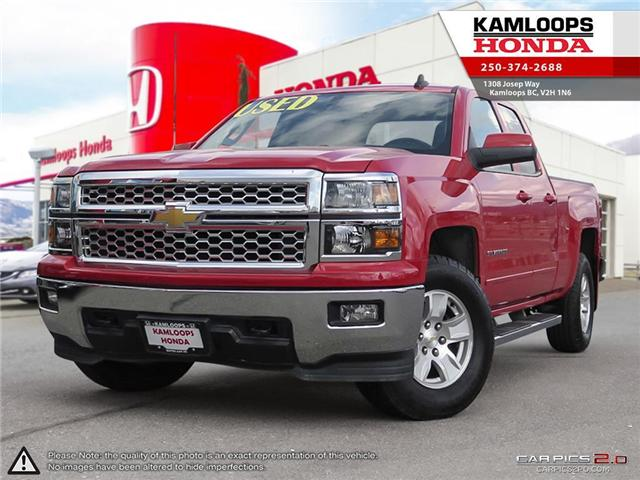 2015 Chevrolet Silverado 1500  (Stk: 13935A) in Kamloops - Image 1 of 25