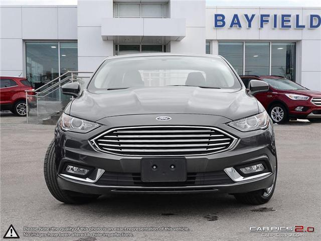 2017 Ford Fusion SE (Stk: P8419) in Barrie - Image 2 of 27