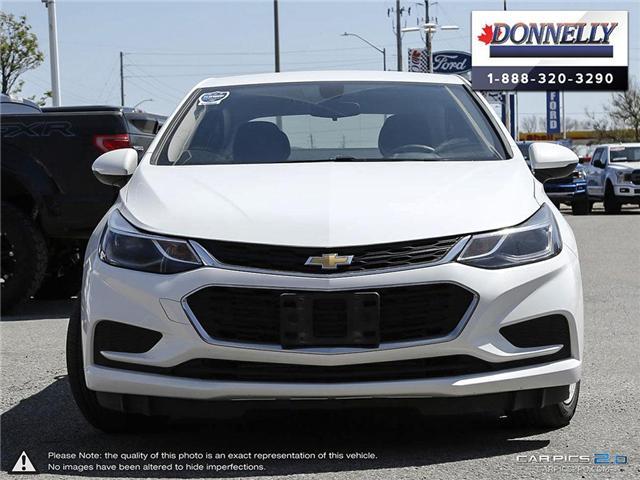 2017 Chevrolet Cruze LT Auto (Stk: PLDUR5716) in Ottawa - Image 2 of 27