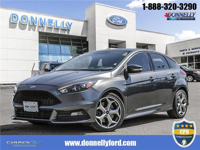 2015 Ford Focus ST Base (Stk: DQ3038A) in Ottawa - Image 1 of 29