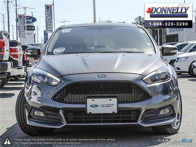 2015 Ford Focus ST Base (Stk: DQ3038A) in Ottawa - Image 2 of 29