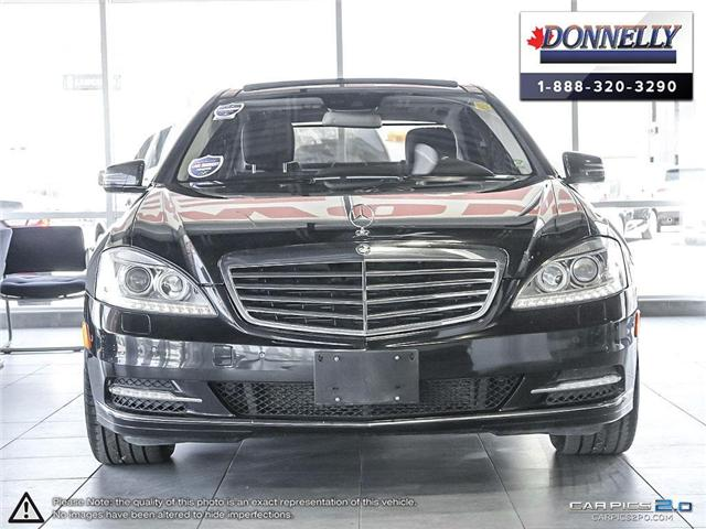 2010 Mercedes-Benz S-Class Base (Stk: CLDR454A) in Ottawa - Image 2 of 28