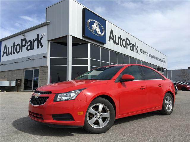 2014 Chevrolet Cruze 2LT (Stk: 14-23563) in Barrie - Image 1 of 25