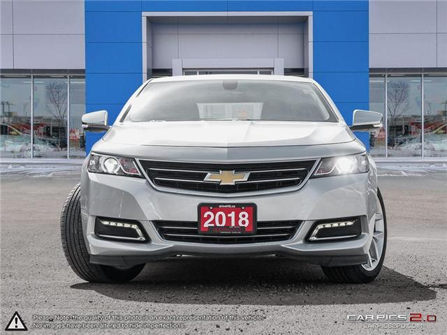 2018 Chevrolet Impala 2LZ (Stk: 3910P) in Mississauga - Image 2 of 27