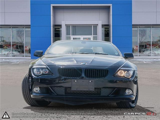 2009 BMW 650 i (Stk: 2180P) in Mississauga - Image 2 of 24