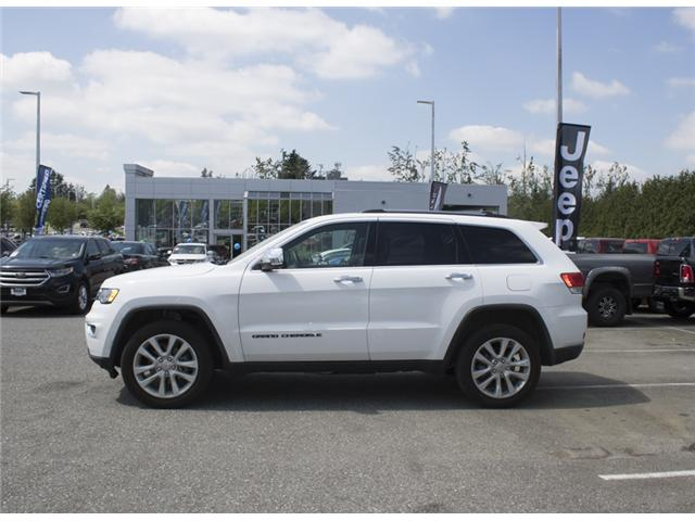 2017 Jeep Grand Cherokee Limited (Stk: J311190A) in Abbotsford - Image 4 of 29