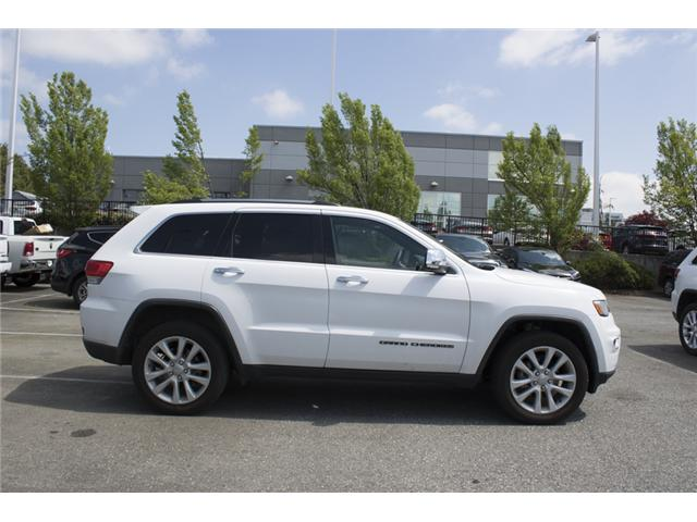 2017 Jeep Grand Cherokee Limited (Stk: J311190A) in Abbotsford - Image 8 of 29