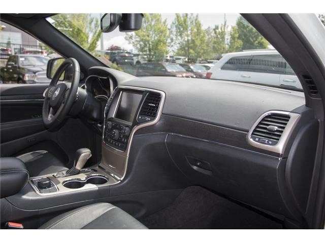 2017 Jeep Grand Cherokee Limited (Stk: J311190A) in Abbotsford - Image 22 of 29
