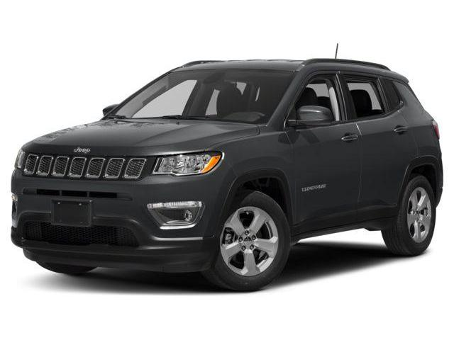 2018 Jeep Compass Altitude (Stk: J743) in Burlington - Image 1 of 9