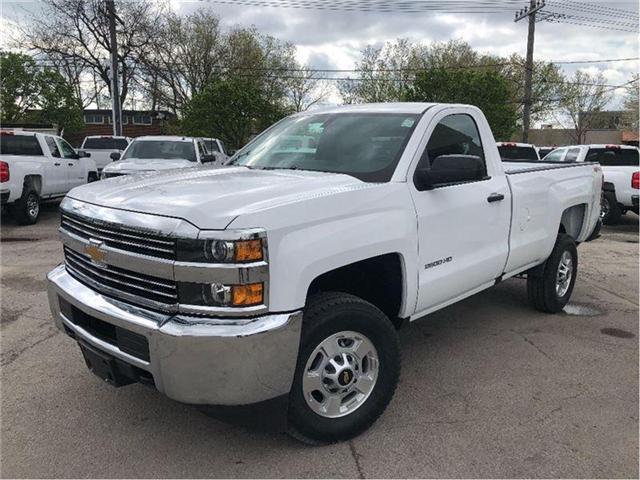 New Chevrolet Silverado 2500HD for Sale in Ontario | The Humberview Group