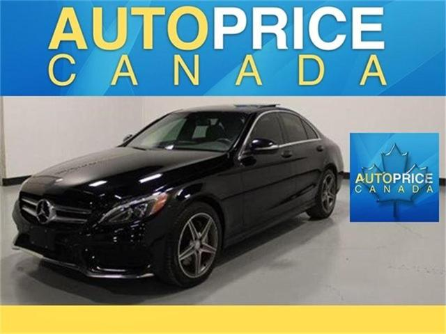 2015 Mercedes-Benz C-Class Base (Stk: F9513) in Mississauga - Image 1 of 21