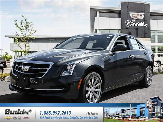 2018 Cadillac ATS 2.0L Turbo Base (Stk: AT8066P) in Oakville - Image 1 of 25