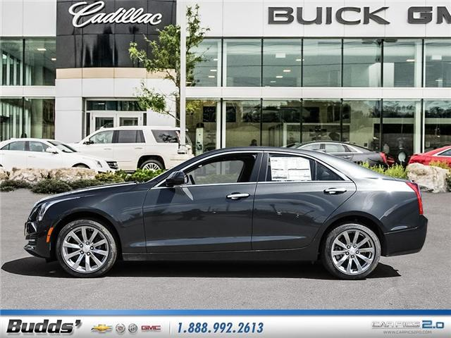 2018 Cadillac ATS 2.0L Turbo Base (Stk: AT8066P) in Oakville - Image 2 of 25